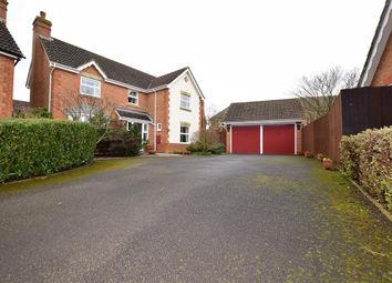 Saxon Close, Kings Hill, West Malling, Kent ME19. 4 bed detached house for sale