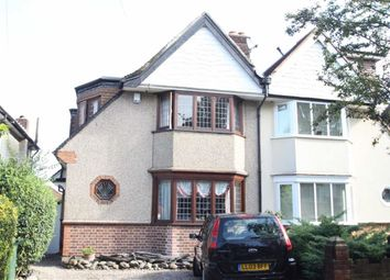 Thumbnail 2 bedroom semi-detached house for sale in Heriot Avenue, London