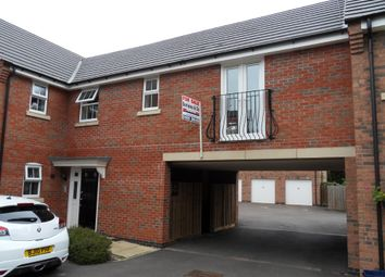 Thumbnail 1 bed flat for sale in Burgess Drive, Earl Shilton, Leicester