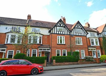 Thumbnail 5 bed town house for sale in Wellingborough Road, Abington, Northampton