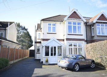 Thumbnail Semi-detached house for sale in Cleeve Hill, Downend, Bristol
