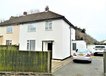 Thumbnail 3 bedroom semi-detached house to rent in Chalet Hill, Bordon