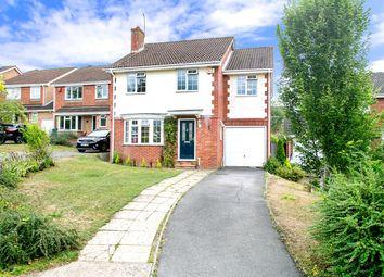 Thumbnail 5 bed detached house for sale in Saffron Close, Chineham, Basingstoke