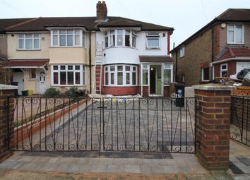 Thumbnail 4 bedroom end terrace house to rent in Ash Grove, Heston, Hounslow