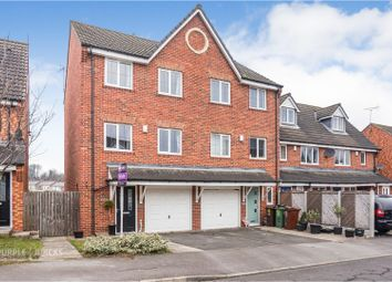 Thumbnail 4 bed town house for sale in Deans Court, Pontefract