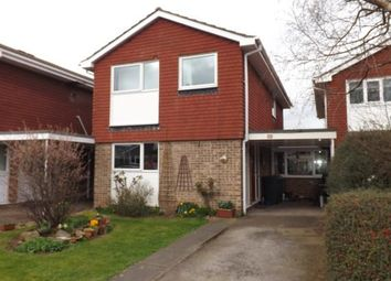 Thumbnail 4 bed link-detached house for sale in Bisham Drive, West Bridgford, Nottingham