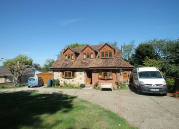 Thumbnail 4 bedroom detached house for sale in High Street, Godshill, Ventnor