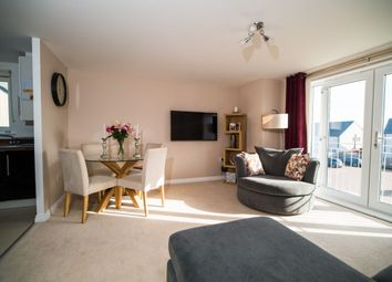 Thumbnail 2 bed flat for sale in Auld Coal Terrace, Bonnyrigg
