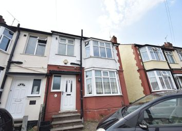 Thumbnail 5 bed end terrace house to rent in Runley Road, Luton