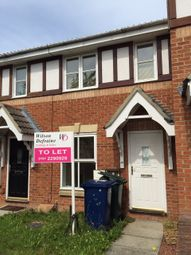 Thumbnail 2 bed terraced house to rent in Redewood Close, Newcastle Upon Tyne