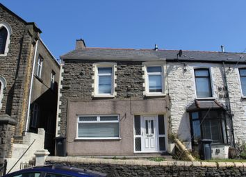 Thumbnail 3 bed end terrace house for sale in 17 Station Terrace, Cwm, Ebbw Vale, Blaenau Gwent