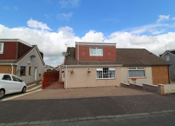 Thumbnail 4 bed semi-detached house for sale in Hunter Road, Crosshouse