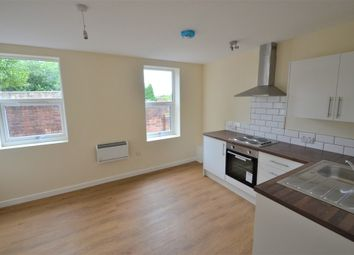 Thumbnail 3 bed flat to rent in Wood Street, Ilkeston