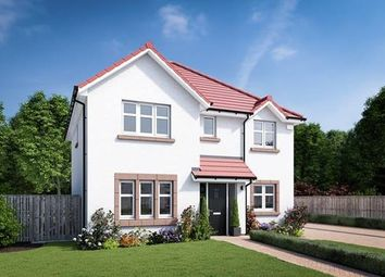 Thumbnail 4 bed detached house for sale in Jardine Avenue, Larbert