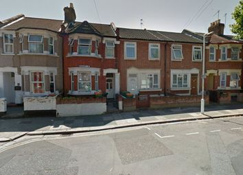 Thumbnail 3 bedroom terraced house to rent in Poulett Road, East Ham