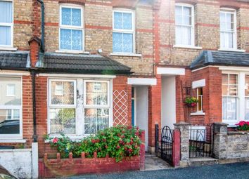 Thumbnail 3 bed terraced house for sale in Abbey Road, Croydon