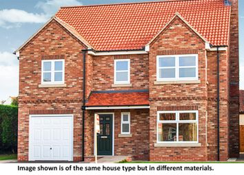 Thumbnail 4 bed detached house for sale in 30 Williamsfield Road, Cranswick, Driffield