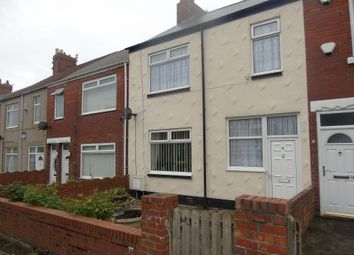 Thumbnail 4 bed terraced house for sale in George Street, Ashington