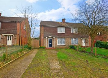 Thumbnail 3 bed semi-detached house to rent in Ansell Road, Frimley, Camberley, Surrey
