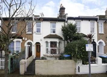 Thumbnail 3 bed terraced house for sale in Fairthorn Road, London