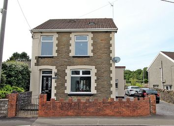 Thumbnail 4 bed detached house for sale in Main Road, Church Village, Pontypridd, Rhondda, Cynon, Taff.