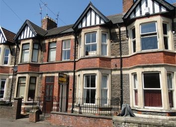 Thumbnail 2 bed terraced house to rent in Meadow Street, Pontcanna, Cardiff, South Glamorgan