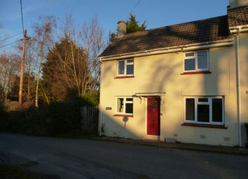 Thumbnail 2 bed end terrace house for sale in South Street, Leigh, Sherborne