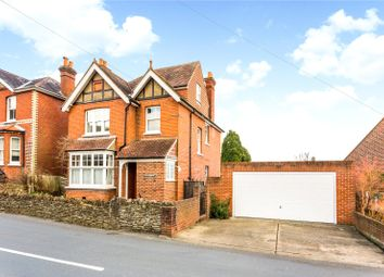 Thumbnail 4 bed detached house for sale in Farncombe Hill, Godalming, Surrey