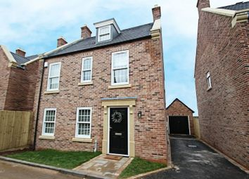 Thumbnail 4 bed detached house for sale in The Turnberry, Turnberry Drive, Trentham