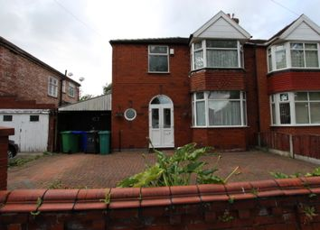 Thumbnail 3 bedroom semi-detached house to rent in Manchester Road, Chorlton, Manchester