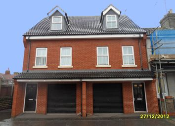 Thumbnail 2 bed semi-detached house to rent in Summer Road, Lowestoft