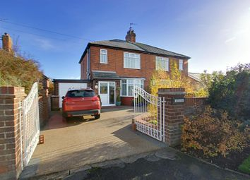 3 bed semi-detached house for sale in Withernsea Road, Hollym, Withernsea, East Riding Of Yorkshire HU19