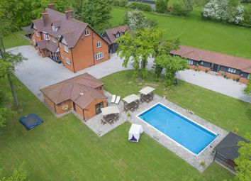 Thumbnail 6 bed detached house for sale in Friars, Braughing, Ware