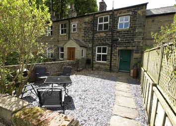 Thumbnail 2 bedroom cottage for sale in Lower Putting Mill, Denby Dale, Huddersfield