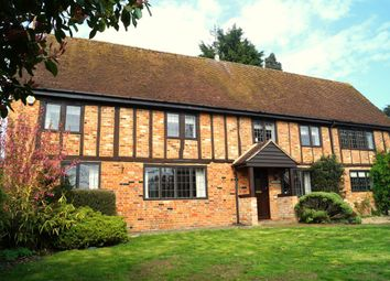 Thumbnail 4 bed detached house to rent in South End, Milton Bryan, Bucks