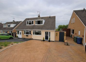 Thumbnail 3 bed semi-detached house for sale in Heather Close, Rugeley