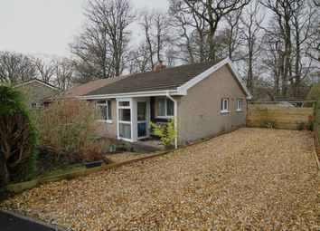 Thumbnail Semi-detached bungalow for sale in Coedwaungar, Sennybridge, Brecon