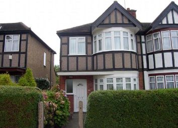 Thumbnail 3 bed semi-detached house to rent in Warden Avenue, Harrow