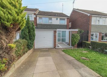 Thumbnail 3 bed end terrace house for sale in Oxendon Way, Binley, Coventry