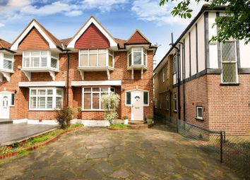 Thumbnail 4 bedroom semi-detached house for sale in Grimsdyke Road, Hatch End, Pinner