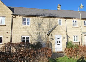 Thumbnail 3 bed terraced house for sale in Campion Way, Witney