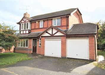 Thumbnail 4 bed detached house for sale in Whitebrook Meadow, Prees, Whitchurch