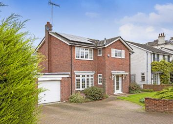 Thumbnail 4 bed detached house for sale in Park Road, Southborough, Tunbridge Wells