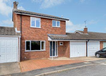 Thumbnail 3 bed link-detached house for sale in Ash Close, Bingham, Nottingham