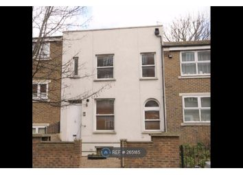 Thumbnail 3 bed maisonette to rent in Bedford Road, London