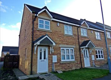 Thumbnail 3 bed terraced house to rent in Brackenridge, Shotton Colliery, Durham