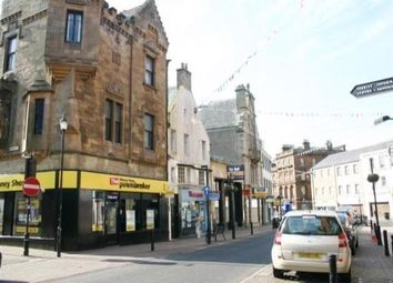 Thumbnail 3 bed flat to rent in High Street, Ayr