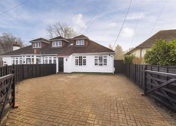 Thumbnail 3 bed semi-detached bungalow for sale in Bennetts Avenue, West Kingsdown, Sevenoaks