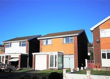 Thumbnail 3 bed detached house to rent in Maes Ceinion, Aberystwyth