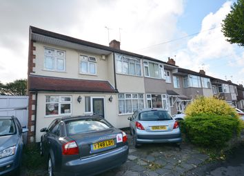 Thumbnail 4 bed end terrace house for sale in Macdonald Avenue, Ardleigh Green, Hornchurch